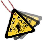 Worksafe tags